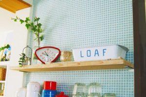 お気に入りの色でキッチンのDIYリフォーム☆その1